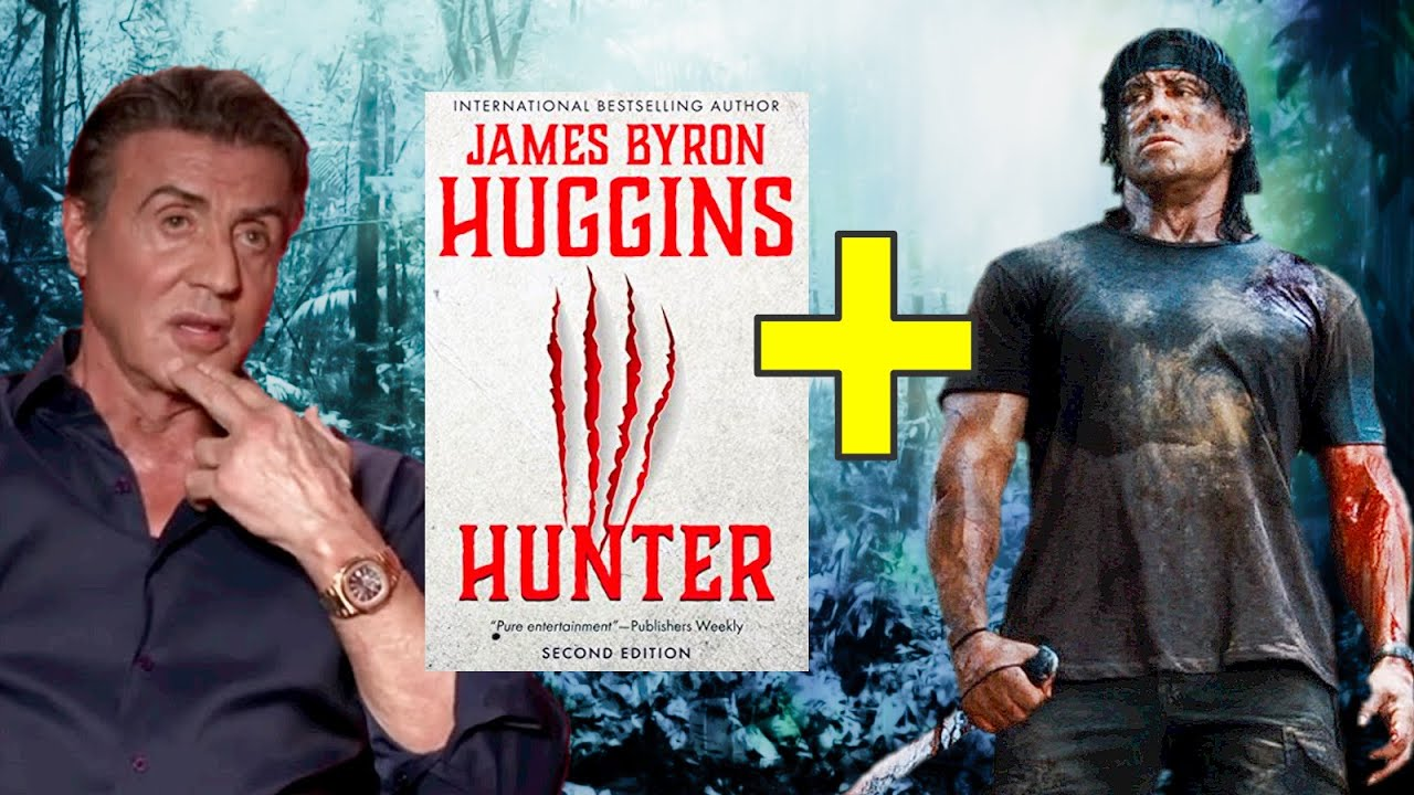 Should HUNTER be a RAMBO movie or Stand-Alone film? + STALLONE PHYSIQUE Update (tabloid edition)