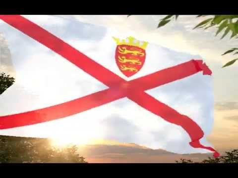 """Bailiwick of Jersey/Jèrriais """"Ma Normandie""""-  synchronized music by Larysa Smirnoff"""