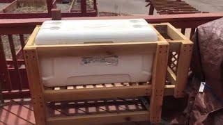 Ep 3 Ice Chest/Cooler Deck Box Part 1 (