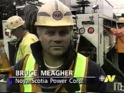 CBC News - Halifax, Nova Scotia Hurricane Hortense 1996