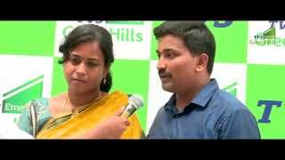 Tales from Happy Homes - Mr. Madhavan Narayanan & Family
