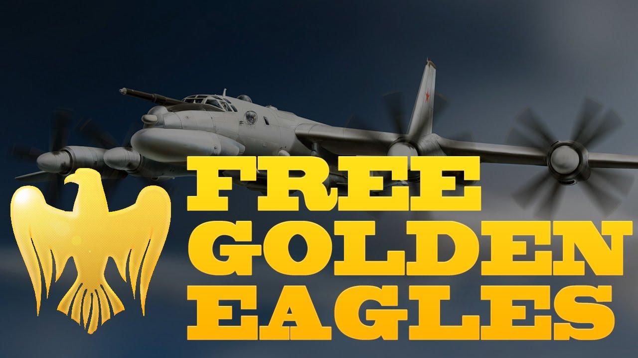 War Thunder Golden Eagles Kostenlos alle Versionen free Deutsch german - YouTube