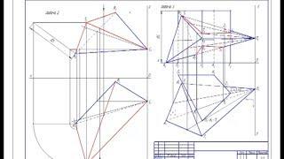 Как распечатать чертежи КОМПАСа на домашнем принтере(http://vk.com/cherteji., 2013-11-18T22:52:56.000Z)