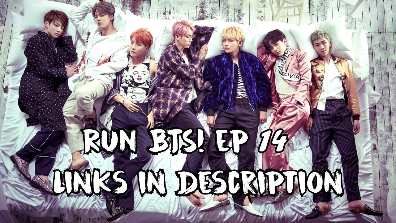 [ENG SUB] 170314 Run BTS! EP 14 (Links in Description)