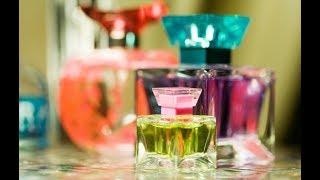 Косметичка в изгнании: парфюмерия