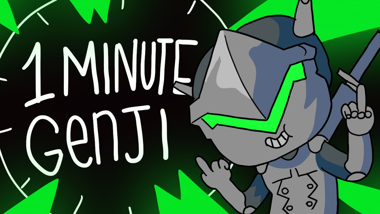 Download 1 MINUTE GENJI