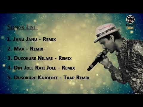 Best Of Zubeen Garg | Vol 10 | Remix Version | Jukebox Hits