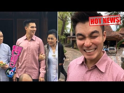 Hot News! Tingkah Usil Baim Wong Jelang Acara Lamaran Dimulai - Cumicam 21 Juli 2018