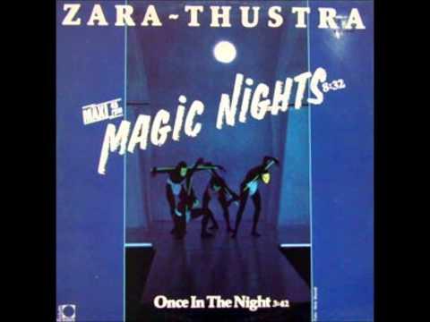 ZARA-THUSTRA - Magic Nights - 1986