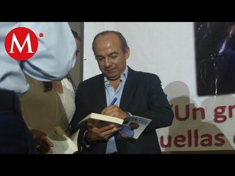 Rosario Robles fue puesta en prisión a la mala: Felipe Calderón