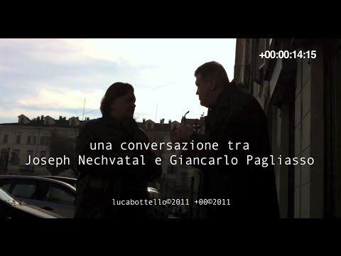 """Joseph Nechvatal """"vOglia"""" prima parte"""
