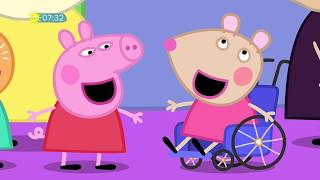 Peppa Pig S06E03 - Mandy Mouse Full Episode #Part 3