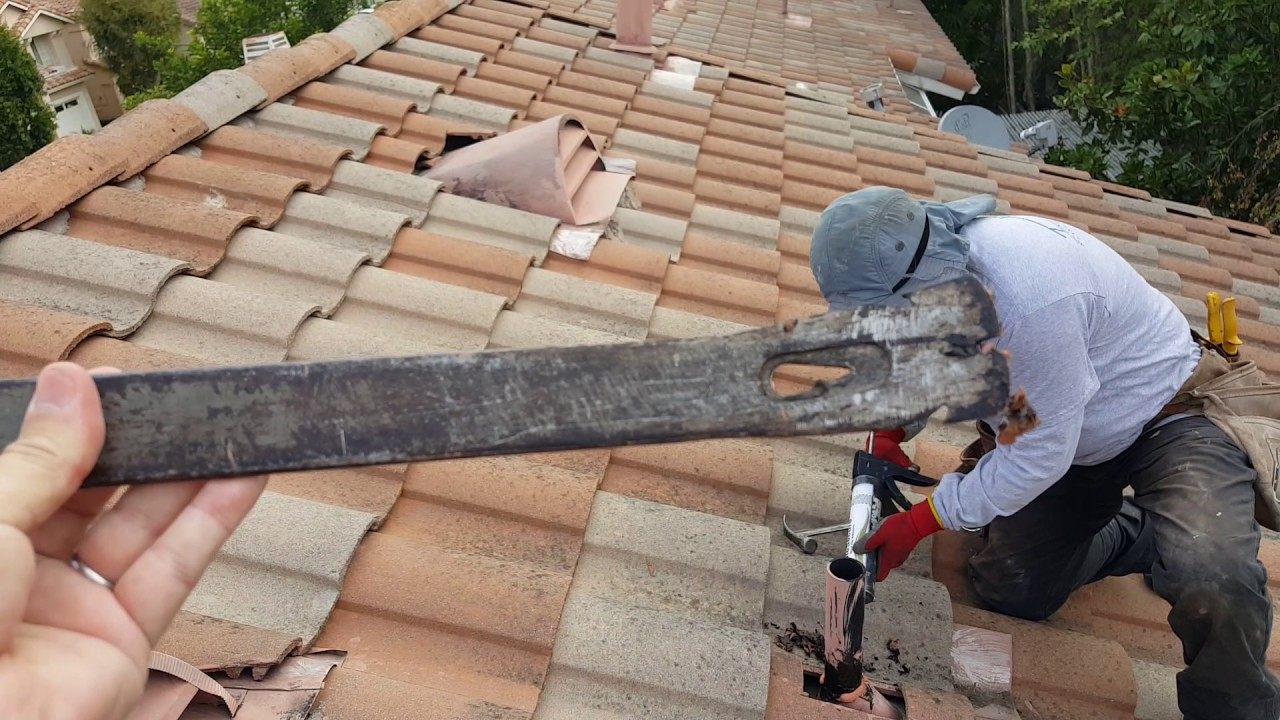 Roofers Don T Want Me To Show You This How To Repair Your