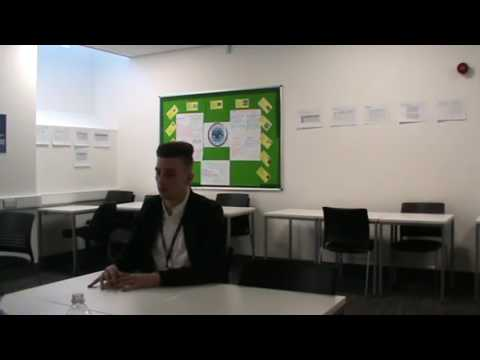 Jordan Price Interview Dudley Leisure