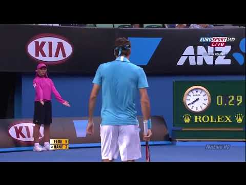 Roger Federer - Top 10 RIDICULOUS Fake Shots