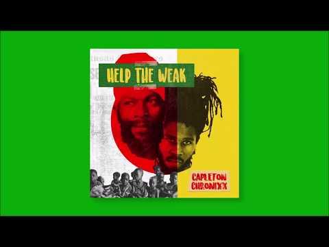 Capleton - Help The Weak ft. Chronixx Lyrics (Lyric Video)