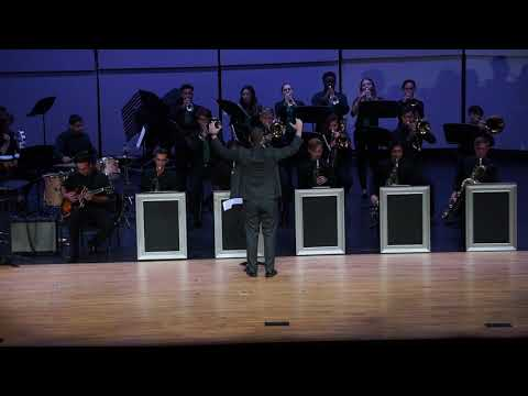 Sickles High School Jazz Ensemble 2018 - Feels So Good