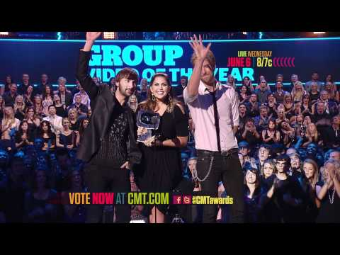 2012 CMT Music Awards - Vote Now
