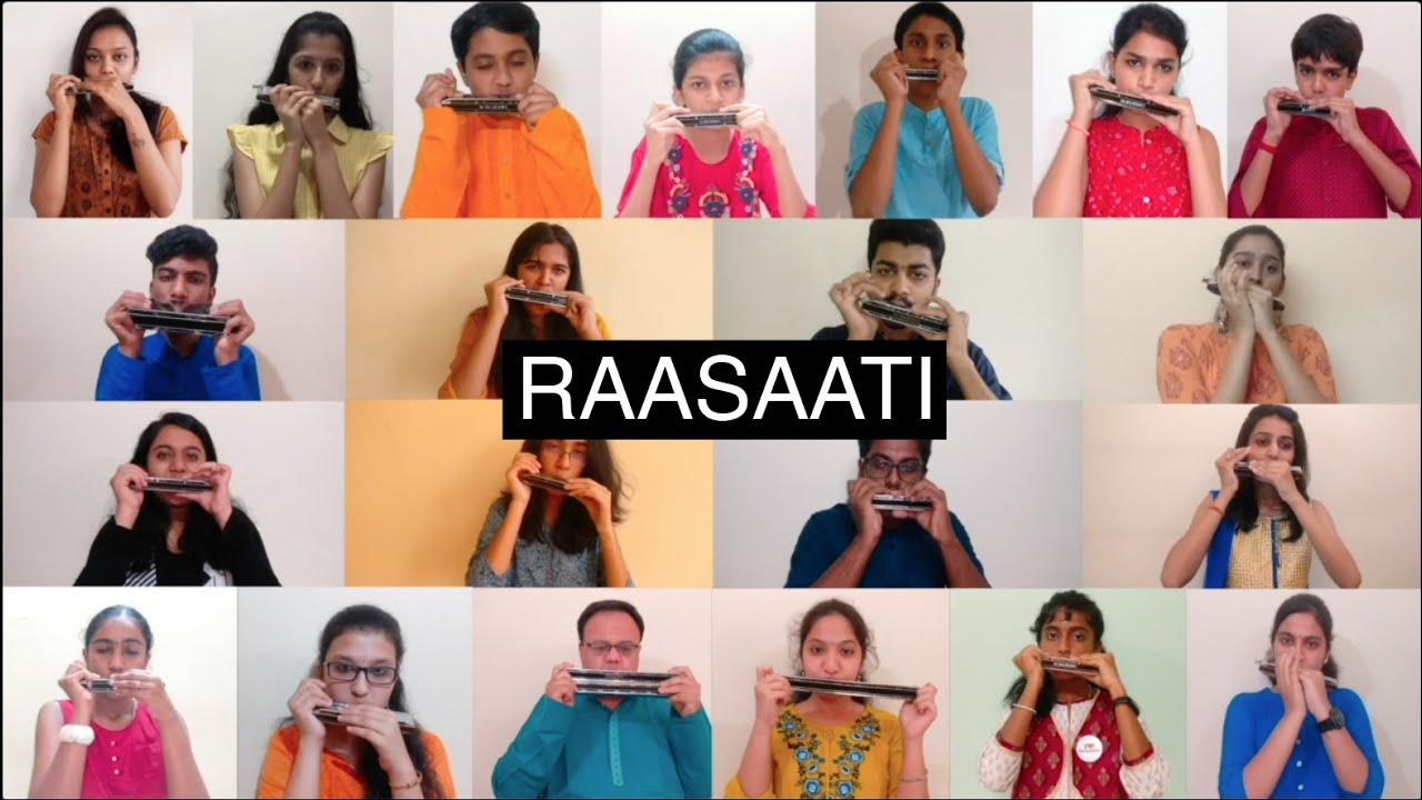 Raasaati- Hamsanada Harmonica - MUST WATCH