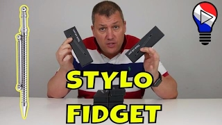 Stylo Fidget Think Ink Magnétique Réducteur de Stress EDC TDAH Review Francais ThinkUnBoxing