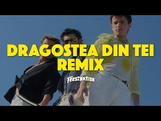 O-Zone - Dragostea Din Tei [FEESTNATION x SUPERZEROES REMIX]