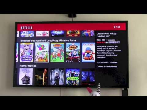 Utilisation de NetFlix sur lecteur BluRay Samsung