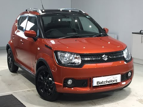 Suzuki Ignis available at Batchelors Motor Group