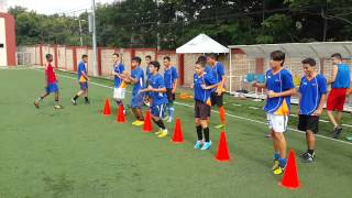 Trabajo fisico de futbol
