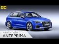 Audi RS3 Sportback restyling. Ora ha 400 CV! | Anteprima
