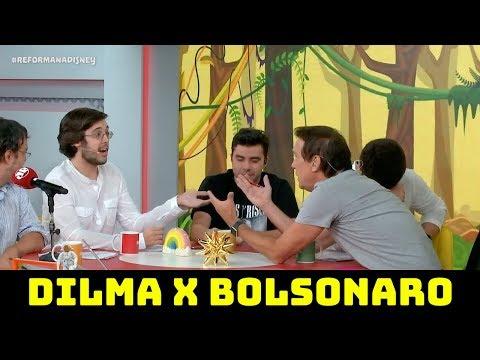 Pânico 2020 - Episódio 19   EMÍLIO SURITA COMPAROU GOVERNO DILMA E BOLSONARO!