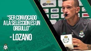 embeded bvideo Rueda de Prensa: Brian Lozano 30 de Agosto