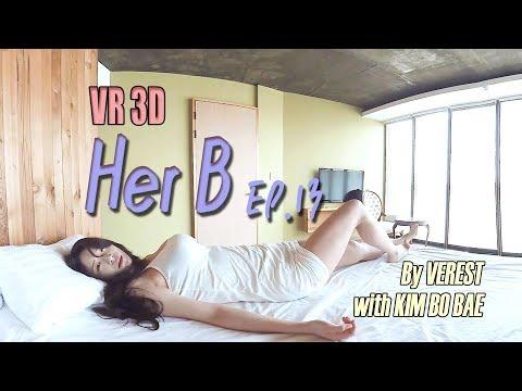 [180 3D VR] Her B EP.13 Good morning