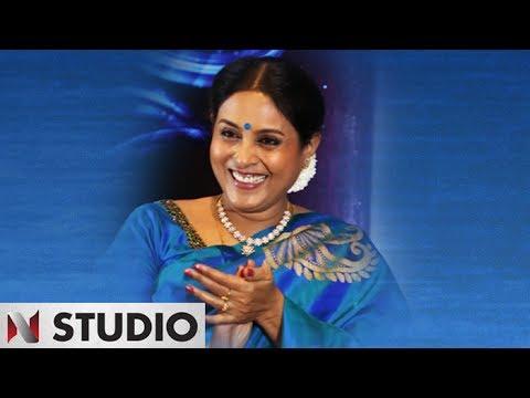 """Food and Clothes are Evergreen Business"" - Actress Saranya Ponvannan inspiring speech for Womens"