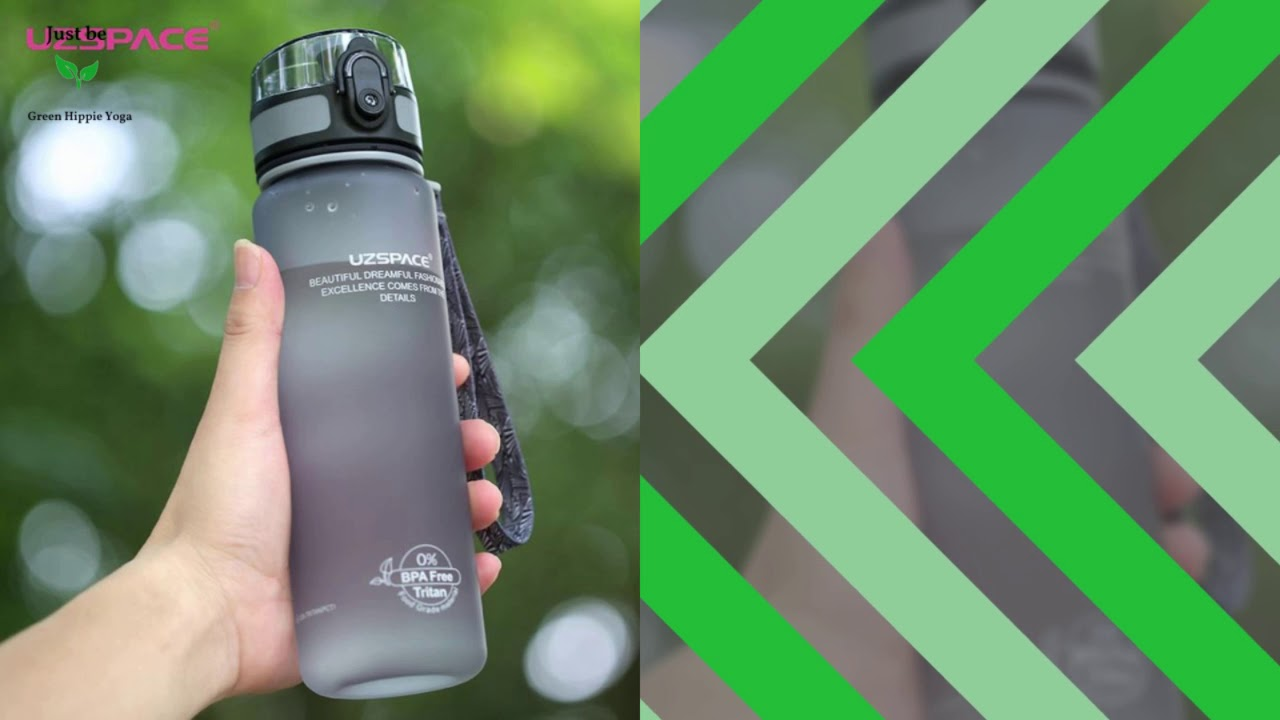Explosion Eco-Friendly Water Bottles