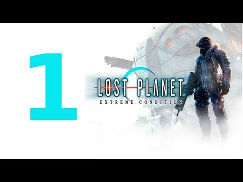 Walkthrough Lost Planet