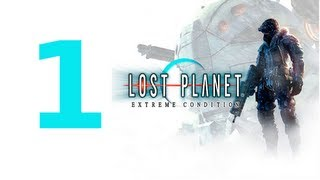 Lost Planet: Extreme Conditions Walkthrough - Part 1 (No Commentary)