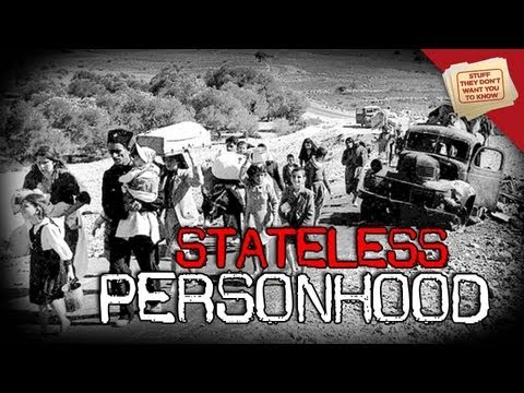 What makes a person? Part Three: The Stateless