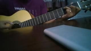 Trăng tàn trên hè phố - Guitar bolero