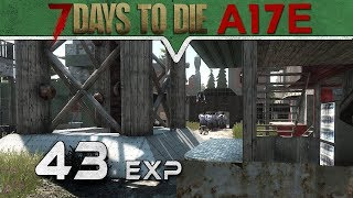 7 Days to Die Alpha 17 Deutsch ★ #43 Die ersten Spiders ★ 7 Days A17E Deutsch