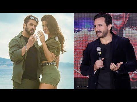 Saif Ali Khan's SHOCKING Reaction On Salman Khan Singing OLE OLE Song In Tiger Zinda Hai