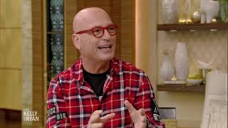 Howie Mandel on Being Married for 40 Years