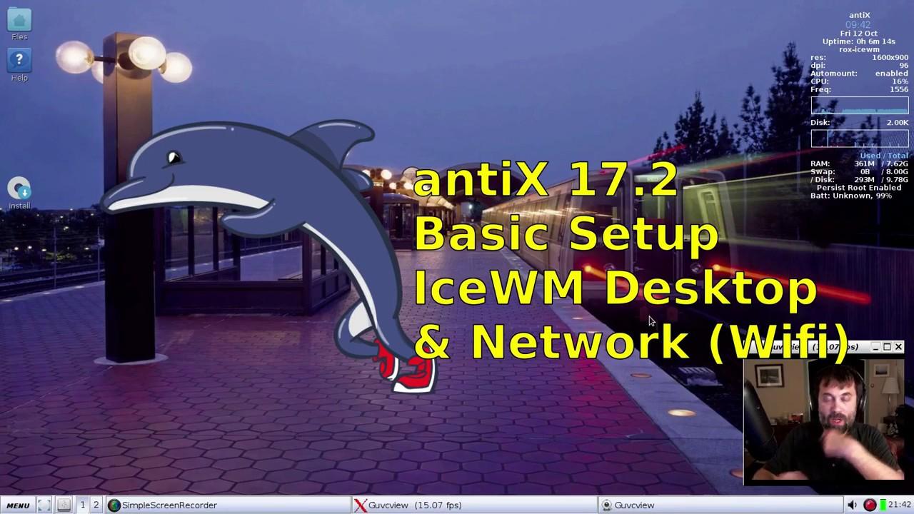 ANTIX WIFI DRIVERS WINDOWS XP