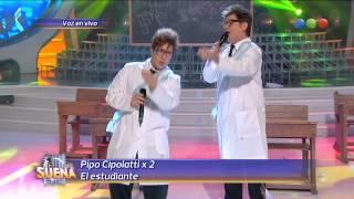 Jey es Pipo Cipolatti - Tu Cara Me Suena 2014 YouTube Videos