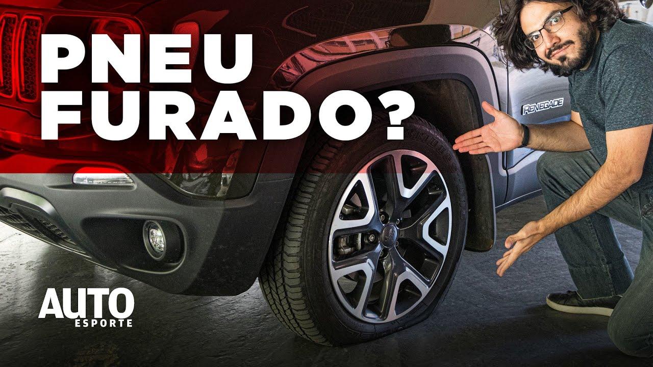 Como trocar o pneu do carro?