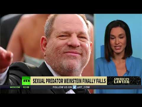 Who in Hollywood Covered up for Weinstsein?
