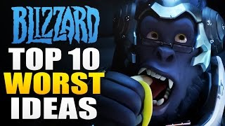 10 Times Blizzard Ruined Their Games