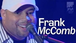 "Frank McComb ""Superwoman"" Live at Java Jazz Festival 2007"