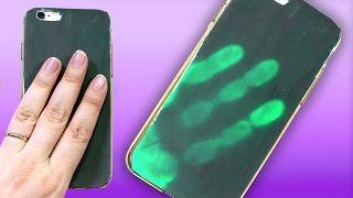 Renk Değiştiren Akıllı Telefon Kılıfı Nasıl Yapılır? DIY
