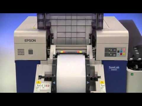 Epson Surelab D3000 Overview Doovi