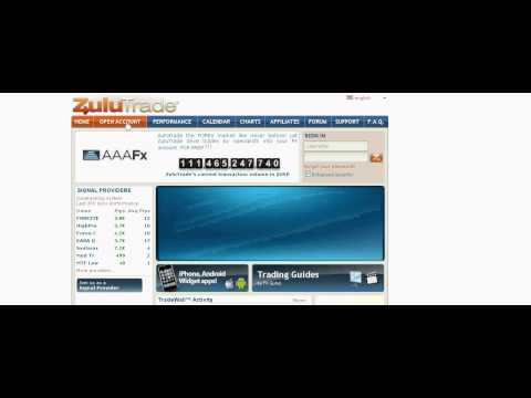 Free Forex Robot: MTF Trader Zulutrade Settings Auto Trading Software, Forex EA, scalping, signals